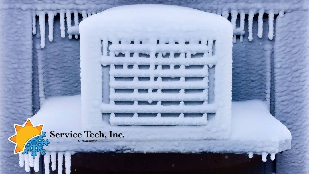 Why Is My Air Conditioner Freezing Up?